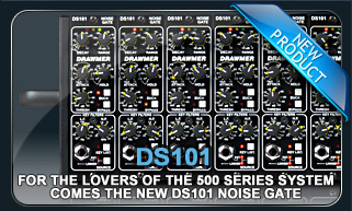 Visit the DS101 Noise Gaste Page