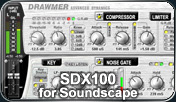 SDX100 for Soundscape